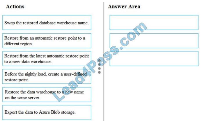 brain2dumps dp-201 exam questions q11