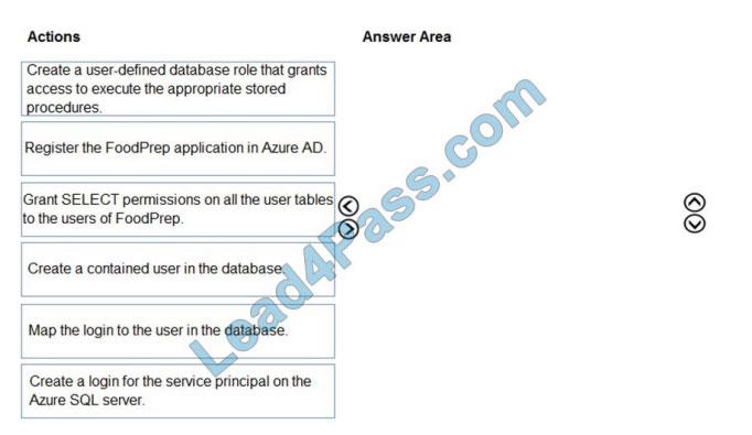 brain2dumps dp-201 exam questions q13
